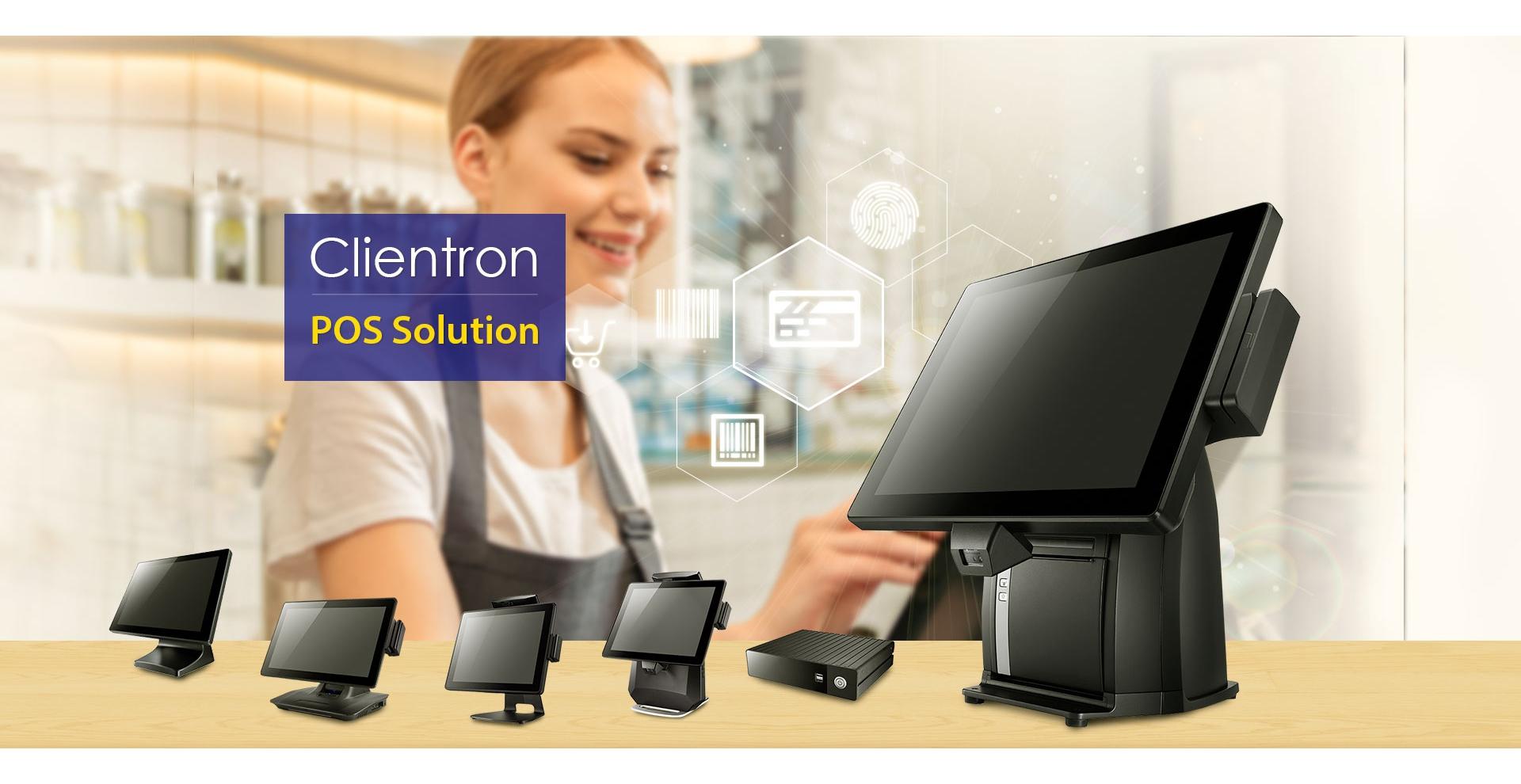 Clientron Corp  - Thin Client, POS system, automotive electronics