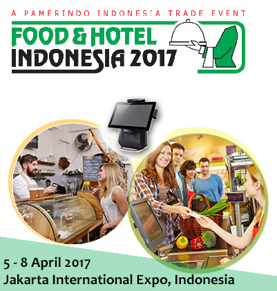 Clientron at FHI 2017 in Indonesia