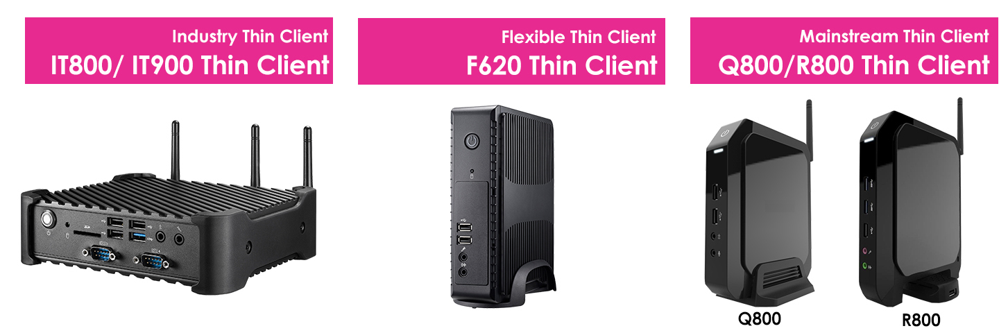Clientron Thin Client Solution