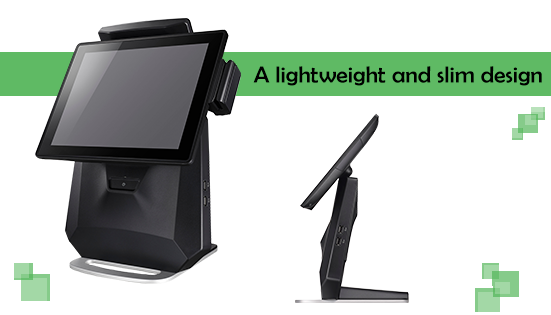 Clientron introduce All-in-One POS terminal - Bello620
