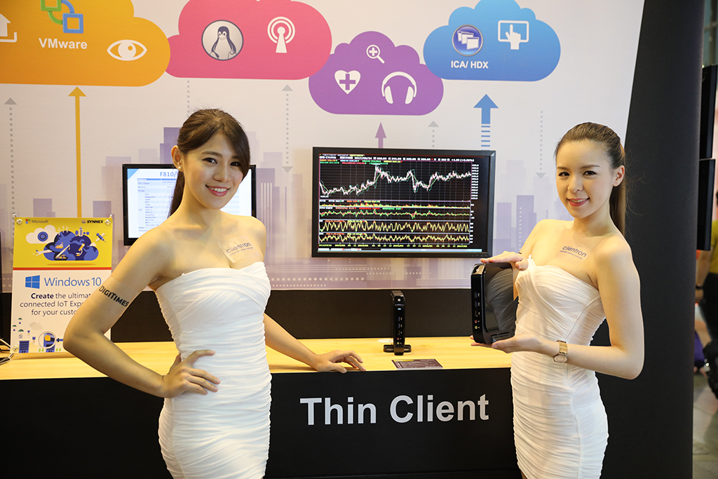 Clientron showcases multiple innovations of Thin Client and