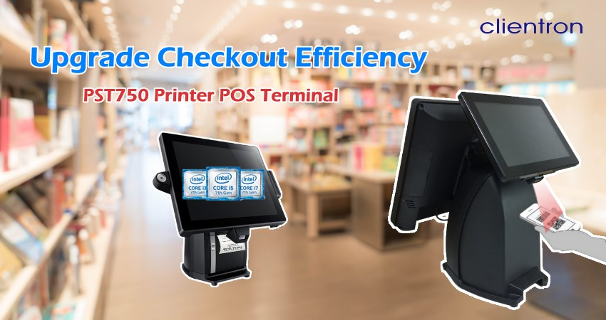 PST750 printer POS system
