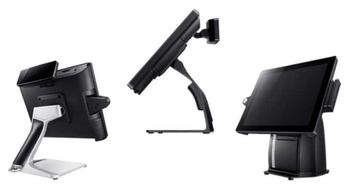 Optional Various Foot Stands with Stand VESA Mount