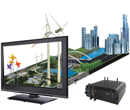 IT900 Embedded System, Intelligence system for industrial usage