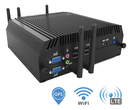 Clientron Embedded System IT900, optional Networking Ability