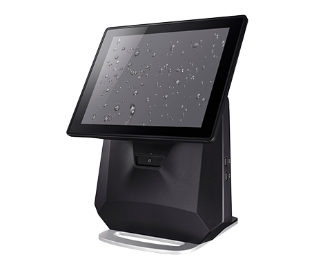 Bello650 All-in-One POS Terminal-Front panel protection
