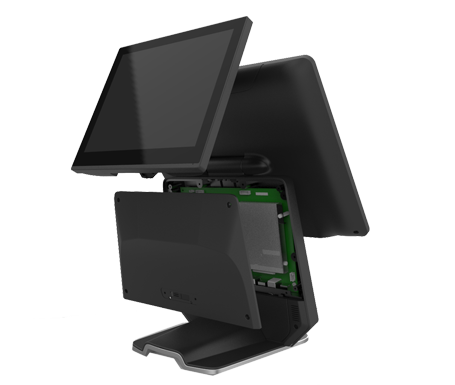 Bello650 All-in-One POS Terminal-Smart Housing Design