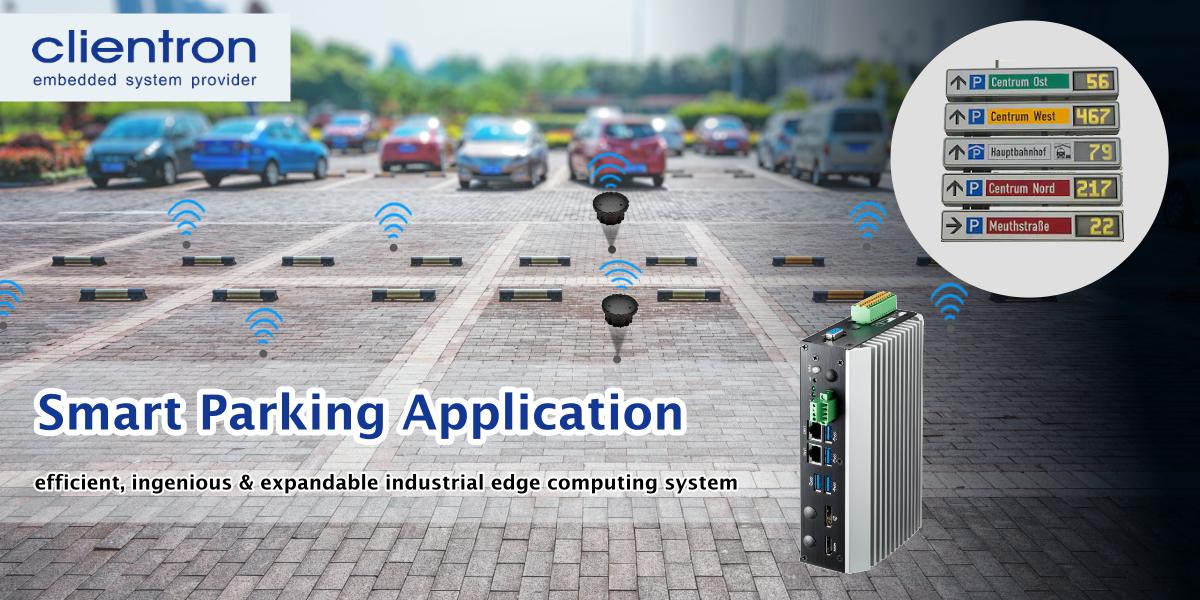 smart parking embedded system