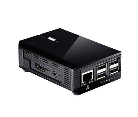 S-Cube Pi 3 B+ Thin Client_Product | Clientron Corp  - Thin