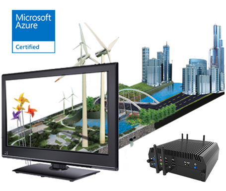 Clientron Fanless Embedded System IT900, Intelligence system for industrial usage