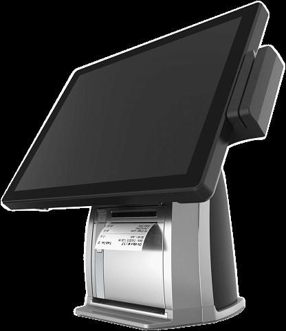 15吋4:3多功能觸控式POS端點銷售系統