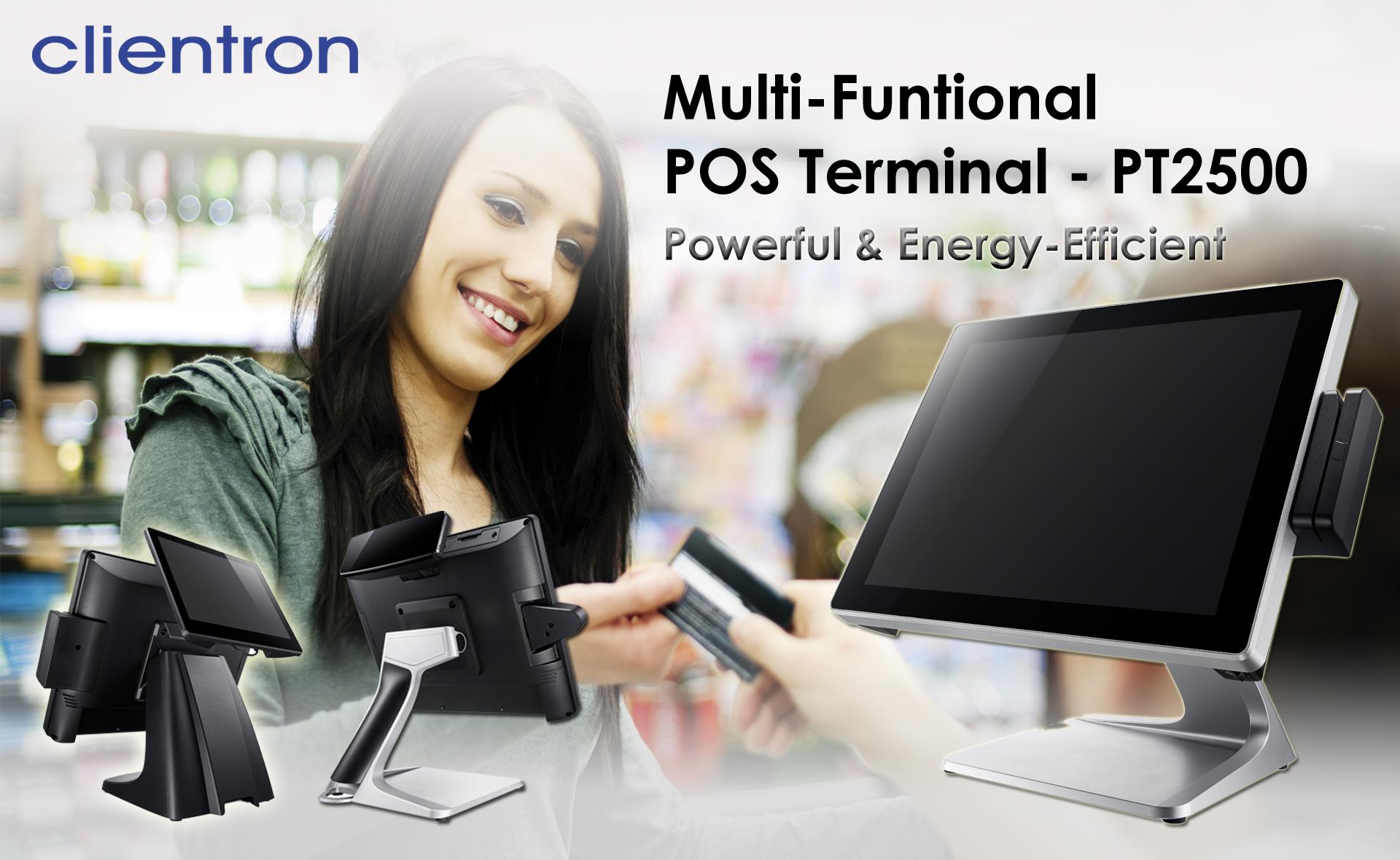 PT2500 POS Terminal